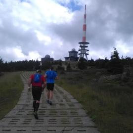 Trainingslager - Brocken