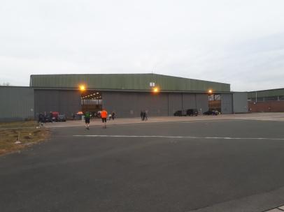 Die Haupthalle